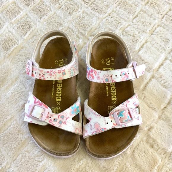 "e7a7c20e342f Birkenstock Other - Toddler Birkenstocks ""Rio"" sandal"